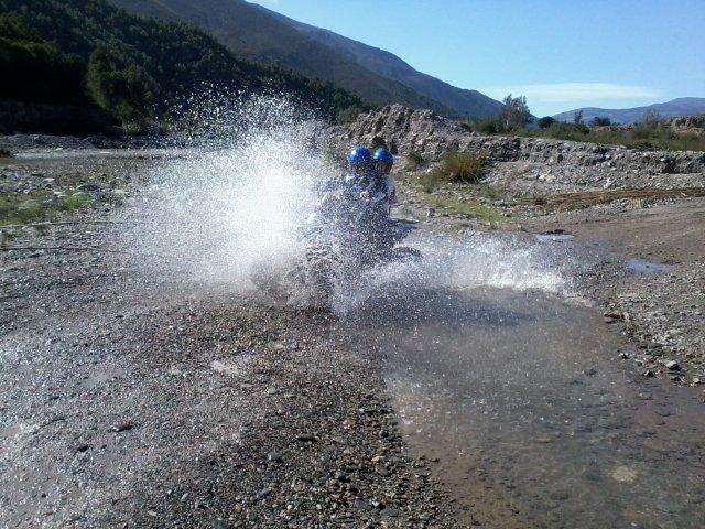 Aventura Alpujarra - Quads